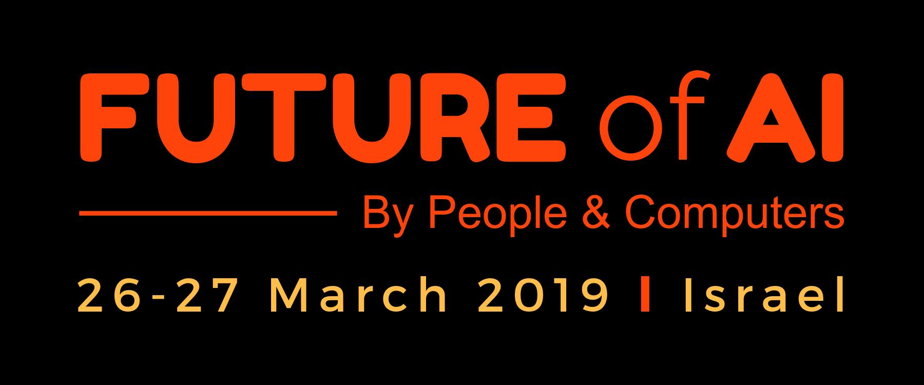 Future of AI 2019